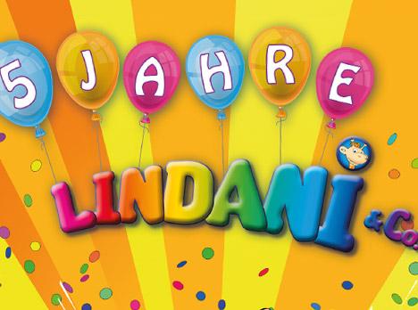 LINDANI & Co. Jubiläum Kindermarketing mit Erfolgsgeschichte