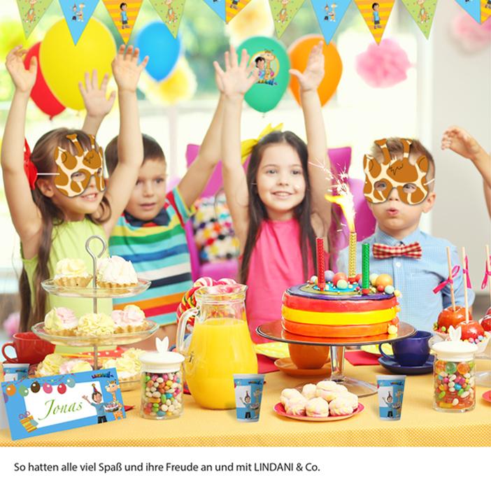 Die Marke LINDANI & Co. feierte Anfang 2015 ihren 5. Geburtstag.