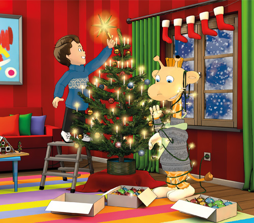 LINDANI LINDANI Online Kinder-Adventskalender 2016